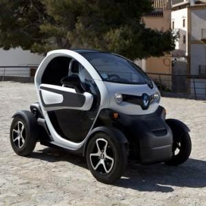 coche electrico renault twizy