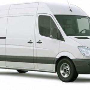 Cargo van car