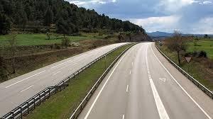 tramo de carretera