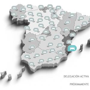 Delegaciones Gestirep España