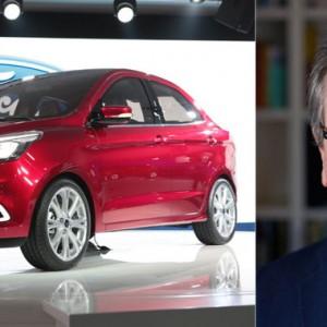 John Casesa, nuevo vicepresidente de Ford
