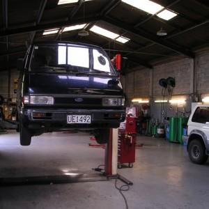 Las reparaciones de vehículos iniciarán la recuperación en 2016