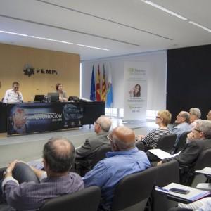 Los talleres alicantinos se reúnen con los peritos en una jornada de debate